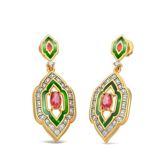 The Isbah Earrings