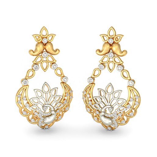 The Asfoorah Earrings