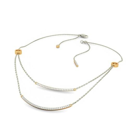 The Renata Line Necklace