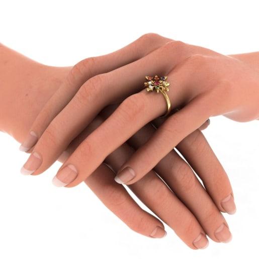 The Surya Kiran Ring