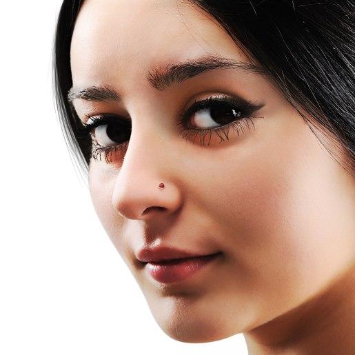 The Melek Nose pin
