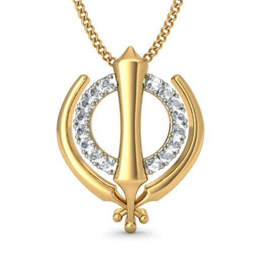 The Akal Purakh Pendant