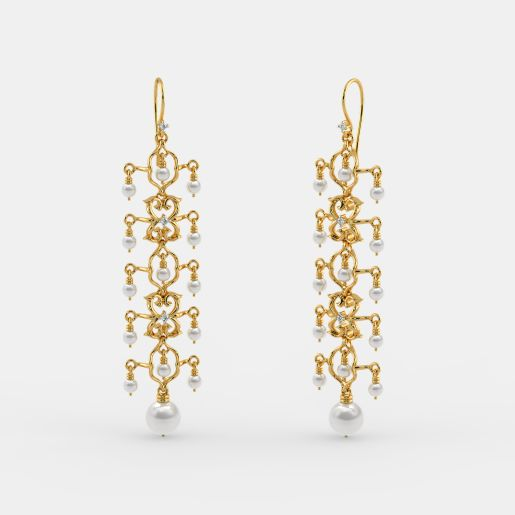 The Eminent Drop Earrings