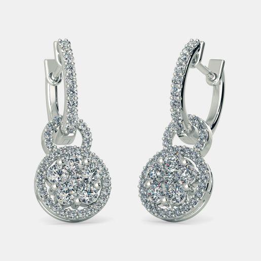 The Ceeran Hoop Detachable Earrings