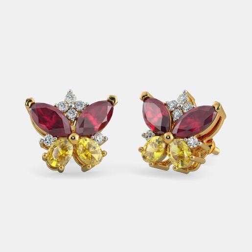 The Caipiroska Stud Earrings