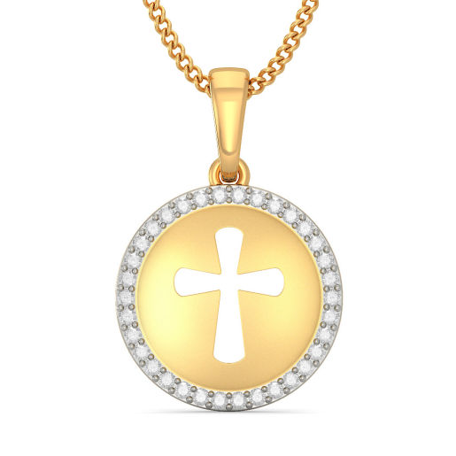 The Alvin Cross Pendant